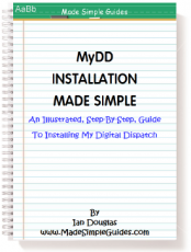 MyDD Installation Made Simple