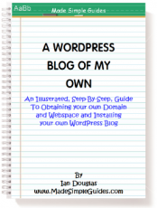A WordPress Blog Of My Own