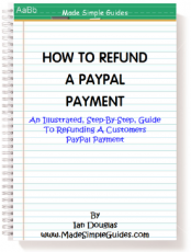 How To Correctly Refund A PayPal Payment